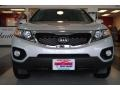 2011 Bright Silver Kia Sorento EX  photo #12