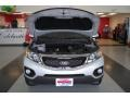 2011 Bright Silver Kia Sorento EX  photo #23