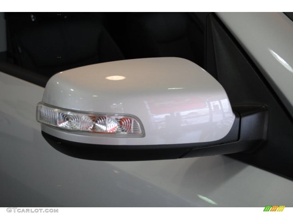 2011 Sorento EX - Bright Silver / Black photo #55