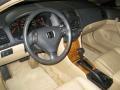 Desert Mist Metallic - Accord EX V6 Coupe Photo No. 14