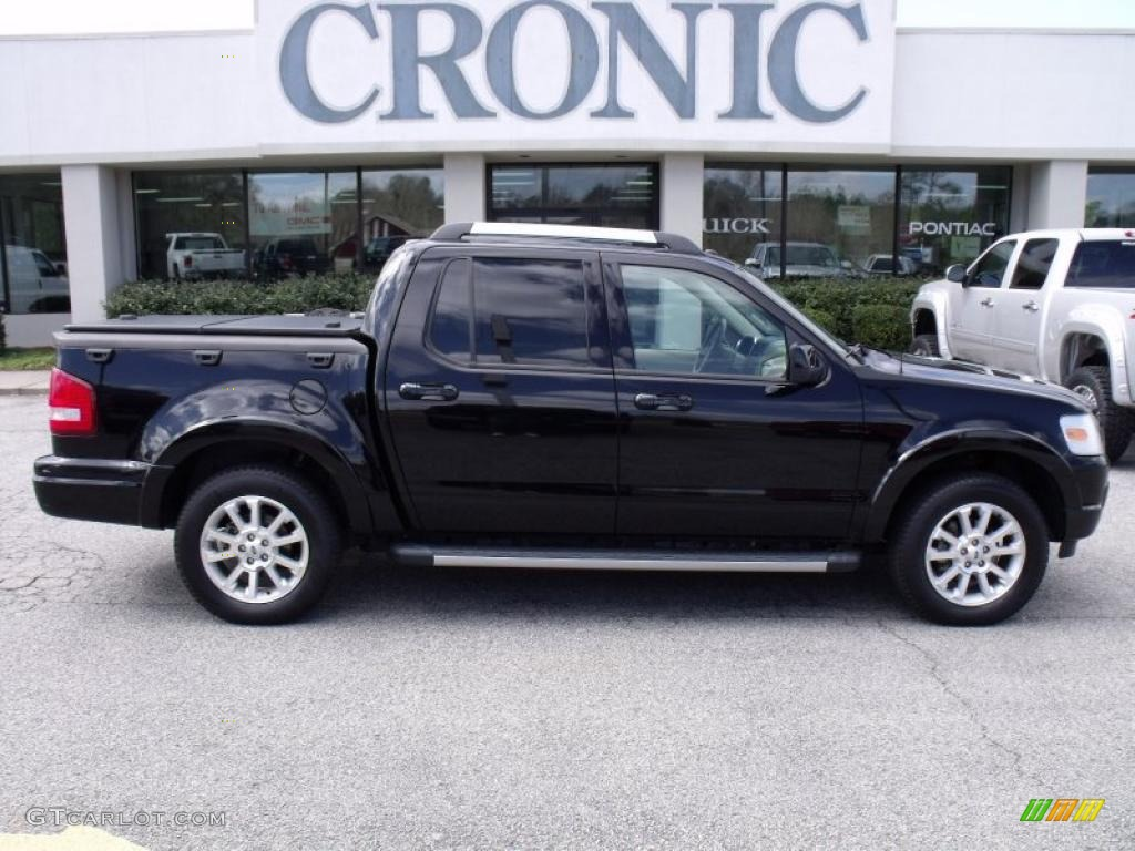 2007 black ford explorer sport trac limited 27071141 - Ford explorer sport trac interior ...