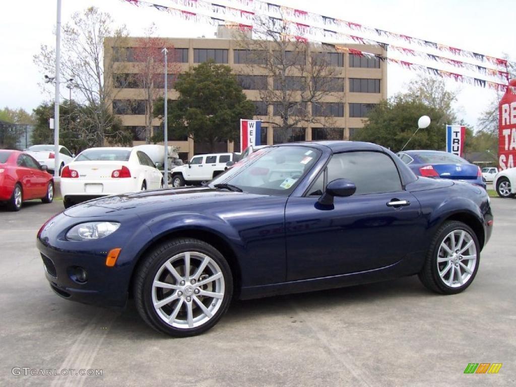 2008 stormy blue mica mazda mx 5 miata touring roadster 27113728