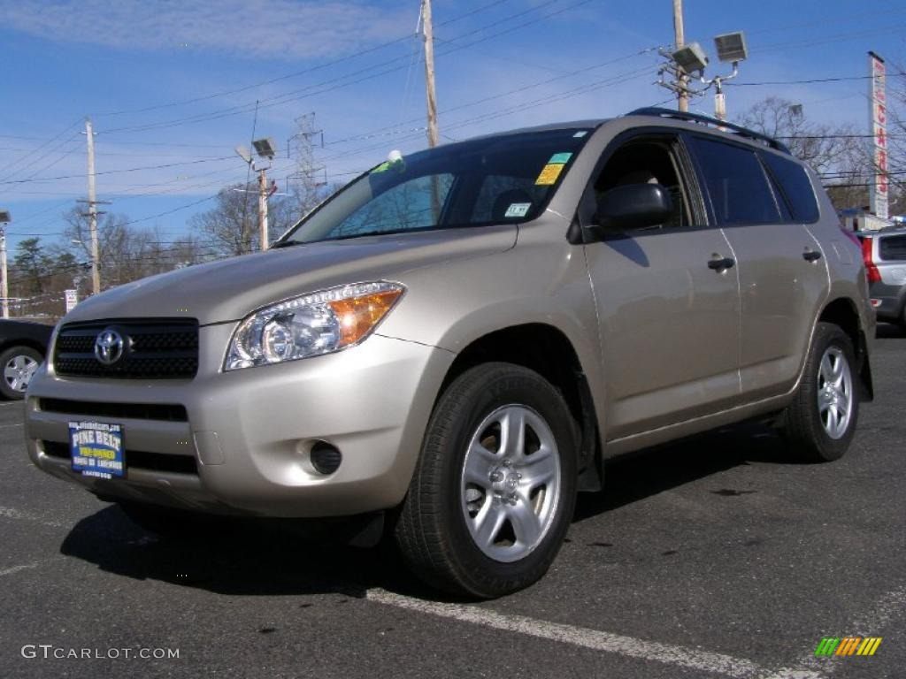 2007 savannah metallic toyota rav4 4wd 27113134 car color galleries. Black Bedroom Furniture Sets. Home Design Ideas