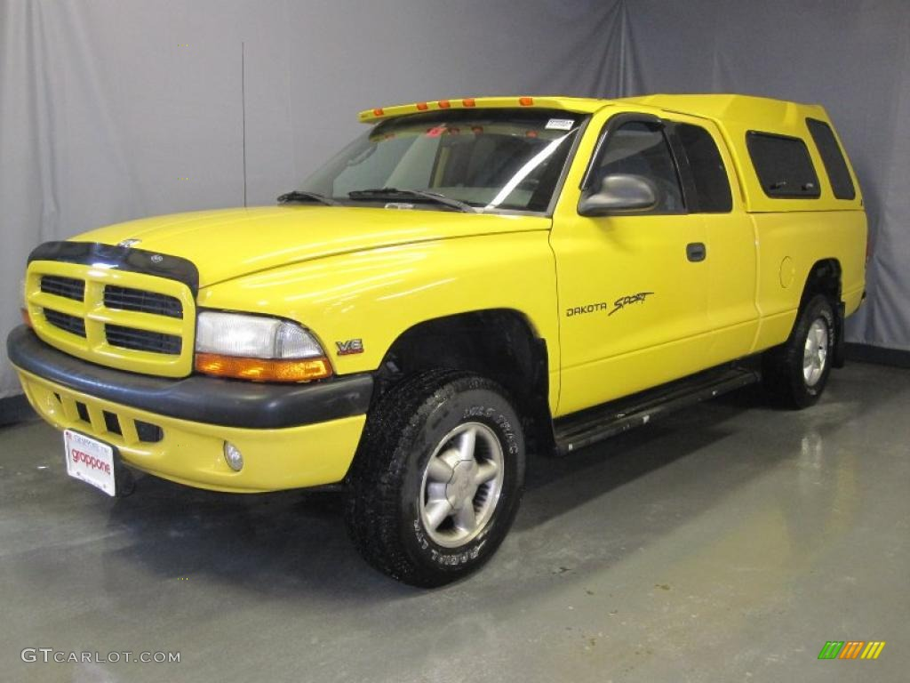 on 1999 Dodge Dakota Sport Specs