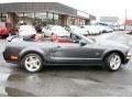 2007 Alloy Metallic Ford Mustang GT Premium Convertible  photo #5