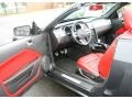 2007 Alloy Metallic Ford Mustang GT Premium Convertible  photo #11