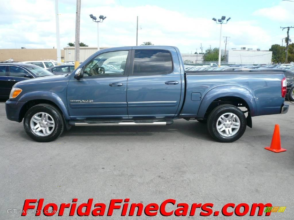 Toyota Tundra Bluesteel Metallic Paint