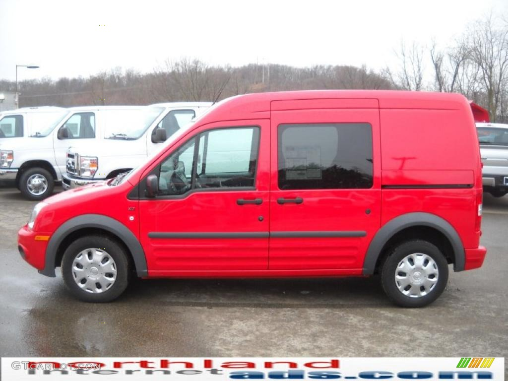 2010 torch red ford transit connect xlt cargo van 27113225 gtcarlot com car color galleries
