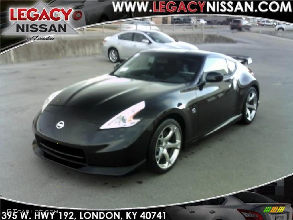2010 magnetic black nissan 370z nismo coupe 27168645 gtcarlot magnetic black nissan 370z nissan 370z nismo coupe vanachro Gallery