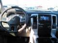 2010 Brilliant Black Crystal Pearl Dodge Ram 3500 Laramie Crew Cab 4x4  photo #11