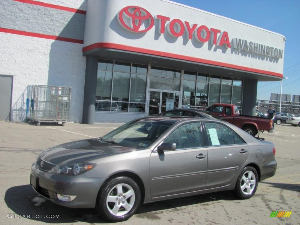 2006 phantom gray pearl toyota camry se 27168914 car color galleries. Black Bedroom Furniture Sets. Home Design Ideas