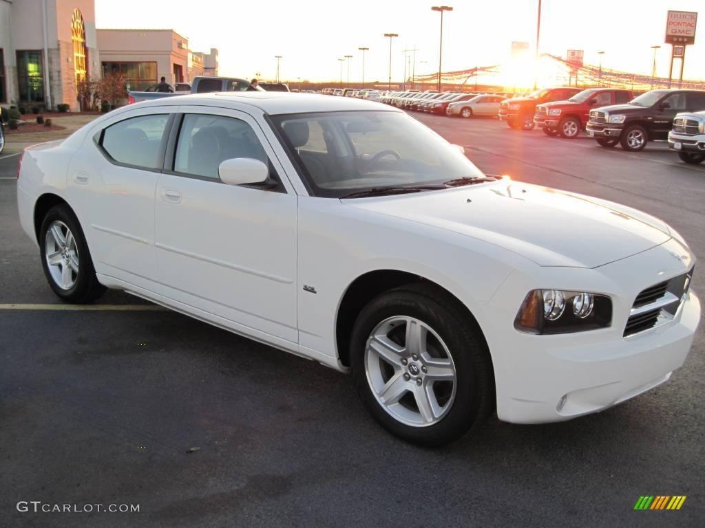 2010 stone white dodge charger sxt #27169357 | gtcarlot - car