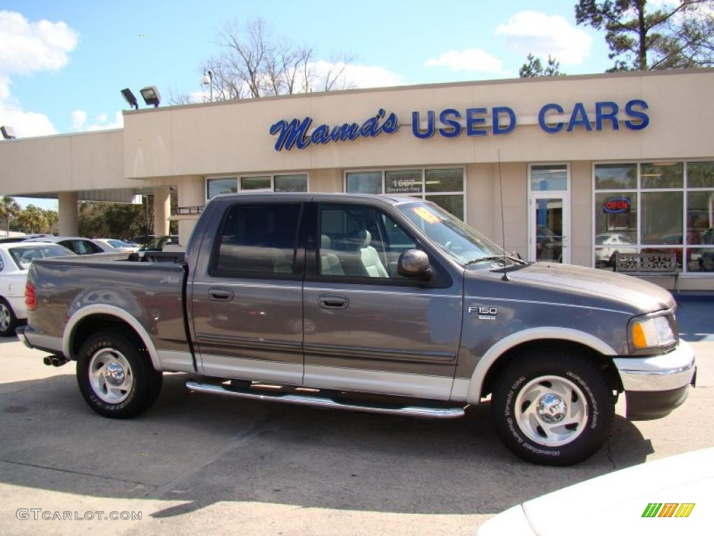 2003 f150 lariat supercrew