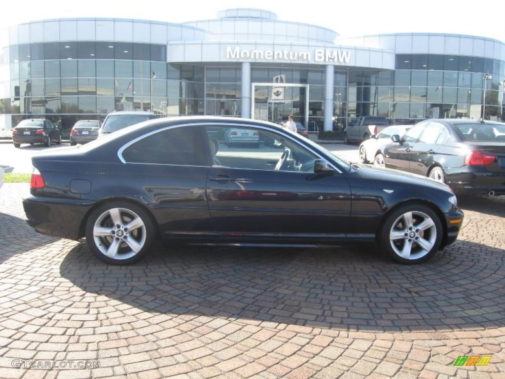 2005 orient blue metallic bmw 3 series 325i coupe. Black Bedroom Furniture Sets. Home Design Ideas