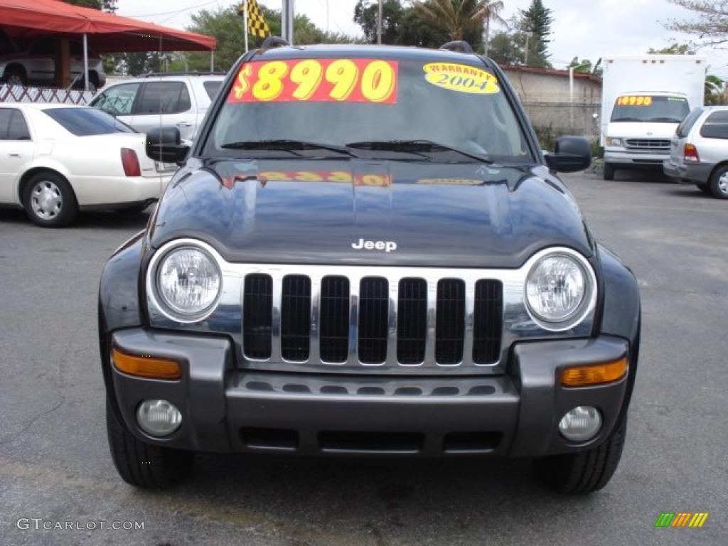 2004 black clearcoat jeep liberty sport columbia edition 27170027 photo 2 car. Black Bedroom Furniture Sets. Home Design Ideas