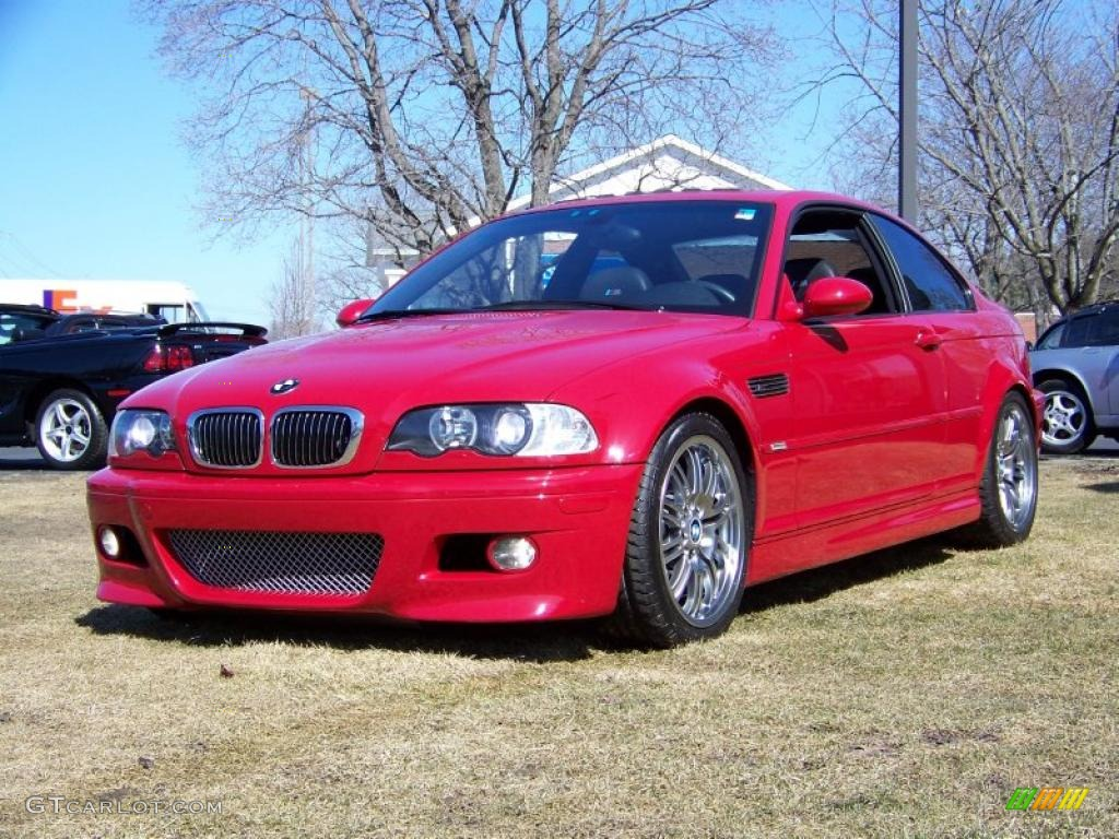 2004 imola red bmw m3 coupe 27169782 photo 2 gtcarlot. Black Bedroom Furniture Sets. Home Design Ideas