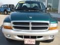 2004 Timberline Green Pearl Dodge Dakota SLT Quad Cab 4x4  photo #3