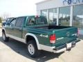 2004 Timberline Green Pearl Dodge Dakota SLT Quad Cab 4x4  photo #10