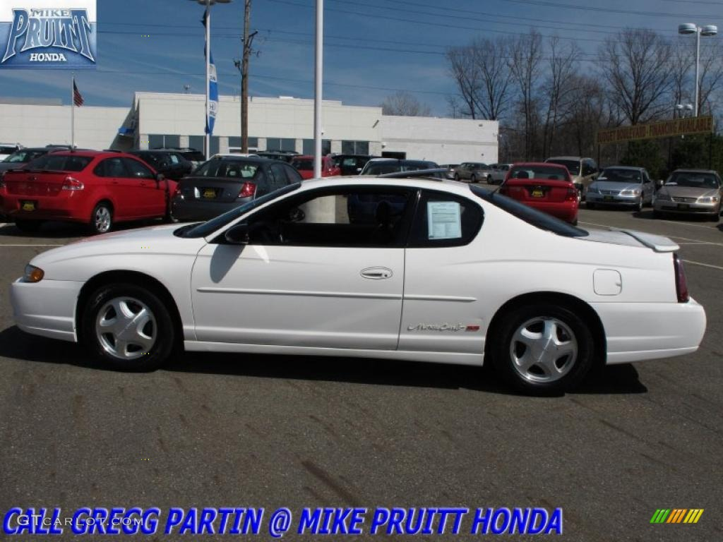 2001 white chevrolet monte carlo ss 27234991 photo 18 car color galleries. Black Bedroom Furniture Sets. Home Design Ideas