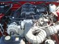 2006 Redfire Metallic Ford Mustang V6 Premium Coupe  photo #25