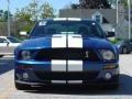 2007 Vista Blue Metallic Ford Mustang Shelby GT500 Coupe  photo #2