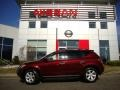 2007 Merlot Pearl Nissan Murano S AWD  photo #6