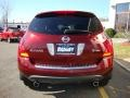 2007 Merlot Pearl Nissan Murano S AWD  photo #9