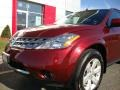 2007 Merlot Pearl Nissan Murano S AWD  photo #17