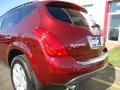 2007 Merlot Pearl Nissan Murano S AWD  photo #19