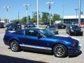 2007 Vista Blue Metallic Ford Mustang Shelby GT500 Coupe  photo #5
