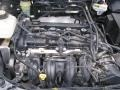 2005 Pitch Black Ford Focus ZX3 SE Coupe  photo #31
