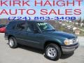1997 Medium Willow Metallic Ford Explorer XLT 4x4 #27235161