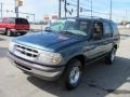 1997 Medium Willow Metallic Ford Explorer XLT 4x4  photo #12