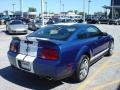 2007 Vista Blue Metallic Ford Mustang Shelby GT500 Coupe  photo #8