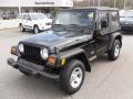 Black 2001 Jeep Wrangler Gallery