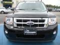 2009 Black Pearl Slate Metallic Ford Escape XLT V6  photo #8