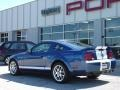 2007 Vista Blue Metallic Ford Mustang Shelby GT500 Coupe  photo #13