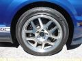 2007 Vista Blue Metallic Ford Mustang Shelby GT500 Coupe  photo #17