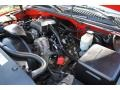 2000 Victory Red Chevrolet Silverado 1500 LS Extended Cab 4x4  photo #63