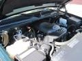 2005 Dark Green Metallic Chevrolet Silverado 1500 Z71 Crew Cab 4x4  photo #9