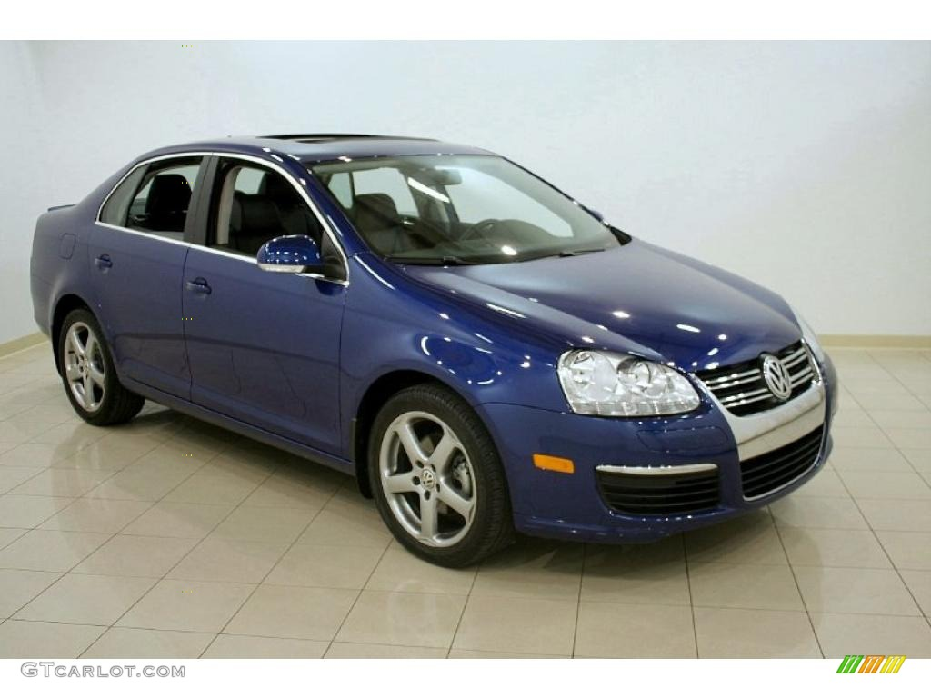 2009 laser blue metallic volkswagen jetta tdi sedan 27325220 car color galleries. Black Bedroom Furniture Sets. Home Design Ideas