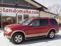 2003 Redfire Metallic Ford Explorer Eddie Bauer 4x4  photo #3