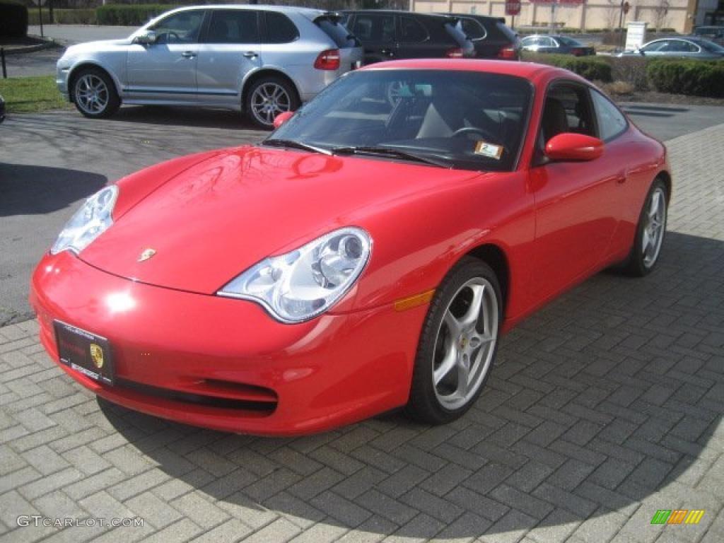 All Types 2003 911 : 2003 Guards Red Porsche 911 Carrera Coupe #27414034 | GTCarLot.com ...