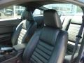 2007 Vista Blue Metallic Ford Mustang Shelby GT500 Coupe  photo #24
