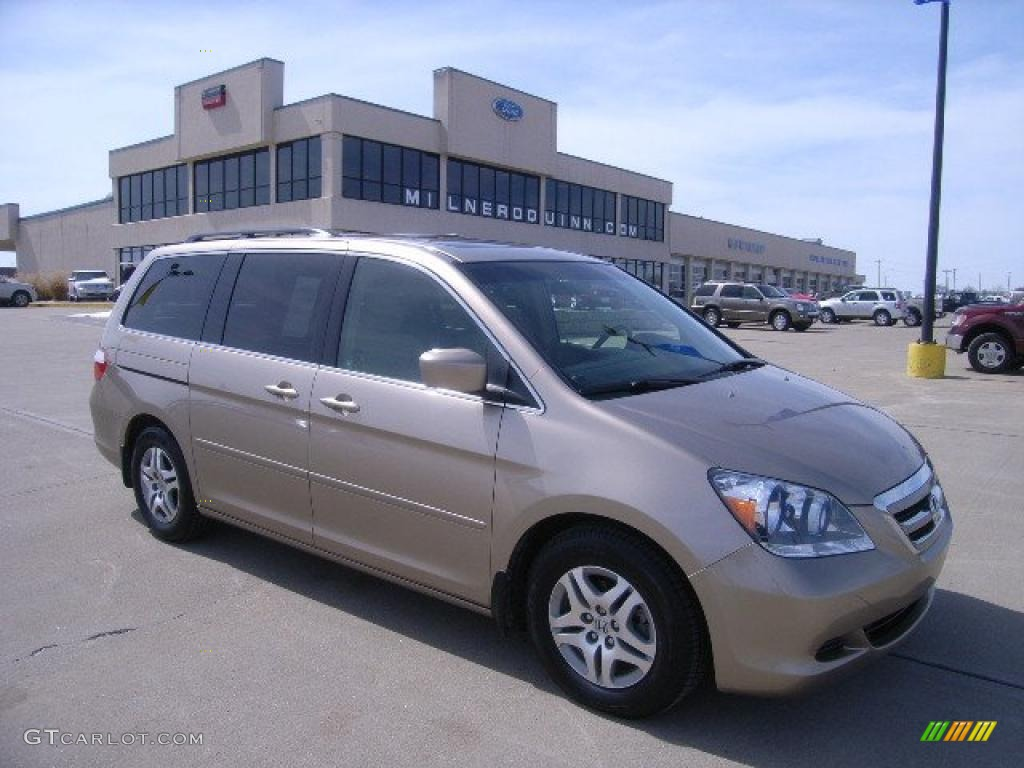 2006 desert rock metallic honda odyssey ex l 27449614. Black Bedroom Furniture Sets. Home Design Ideas