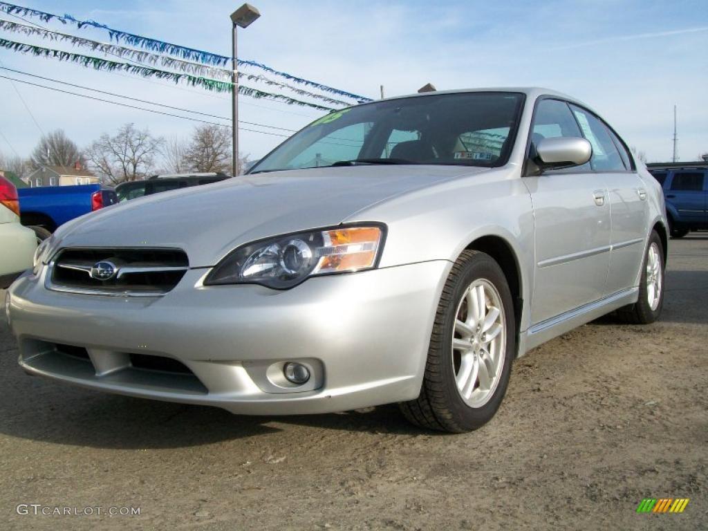 Brilliant silver metallic subaru legacy subaru legacy 2 5i sedan
