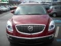 2009 Red Jewel Tintcoat Buick Enclave CXL AWD  photo #15