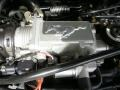 2001 True Blue Metallic Ford Mustang GT Coupe  photo #23