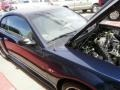 2001 True Blue Metallic Ford Mustang GT Coupe  photo #25