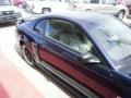 2001 True Blue Metallic Ford Mustang GT Coupe  photo #27